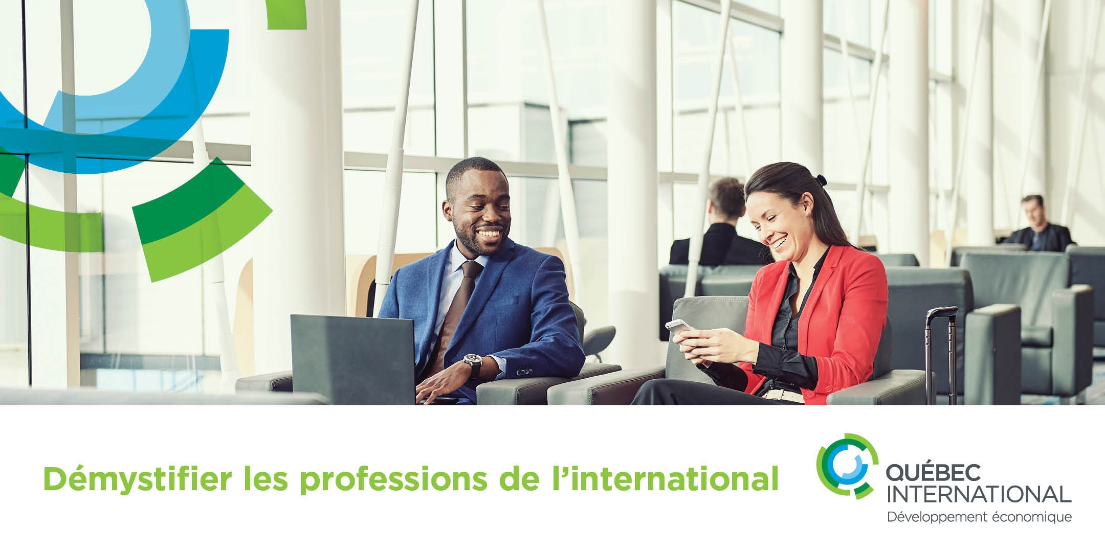 Démystifier les professions de l'international